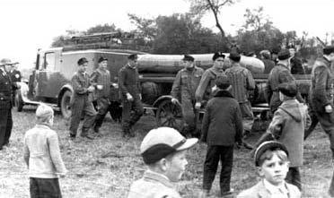 Feuerwehr Lisdorf 1962