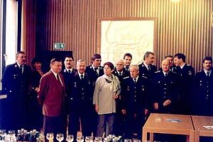 Empfang im Rathaus von Saarlouis (SLS)